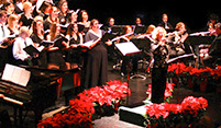 Campus Traditions: Holiday Sing