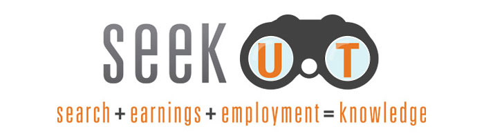 image of seek UT logo